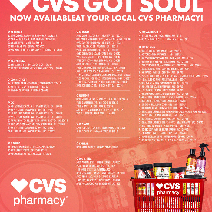 CVS Got Soul! Soultanicals Now Available at a CVS Pharmacy Near You!