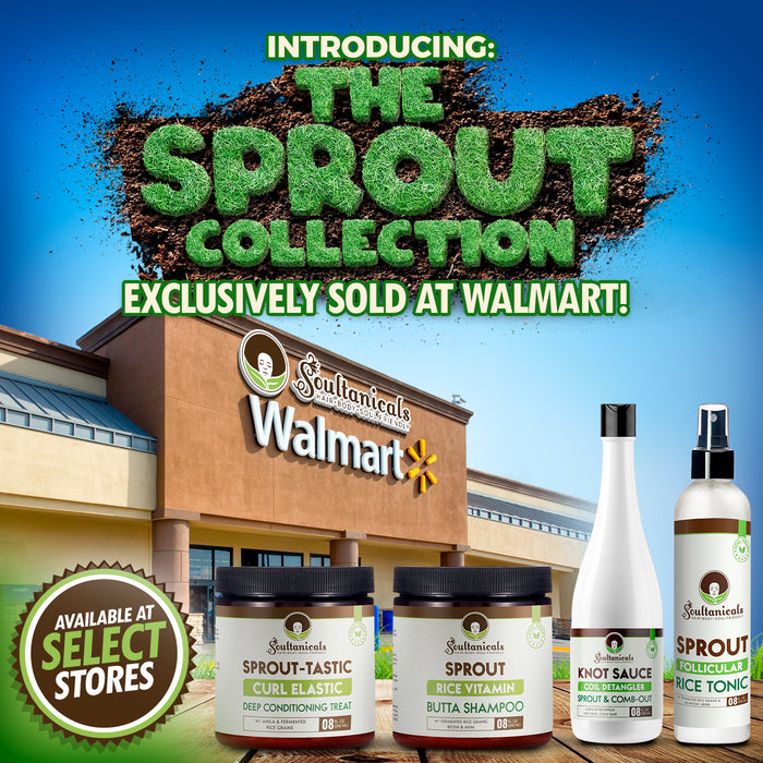 Our New Sprout Collection is Hair!