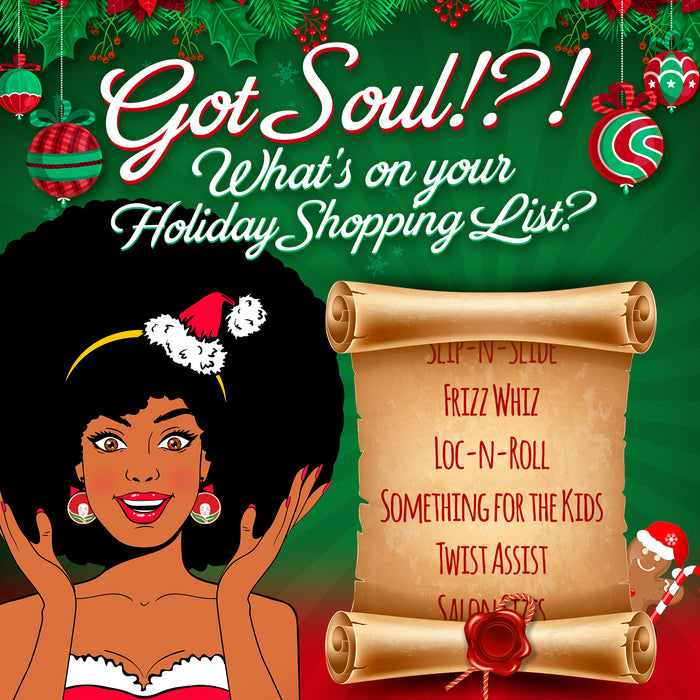 What's on your Holiday Shopping Lists?