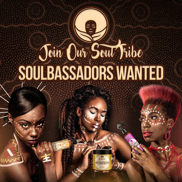 Soulbassadors Wanted! Join Our Soul Tribe!