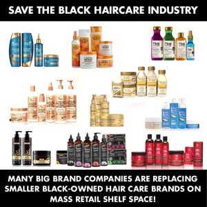 Save the Black Hair Care Industry!