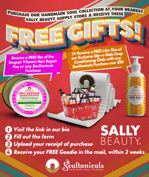 Free Gift w/ in-store purchase at a Sally Beauty Supply
