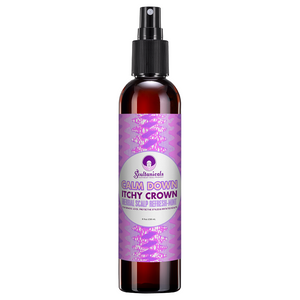 Calm Down Itchy Crown- Herbal Scalp RefreshMINT