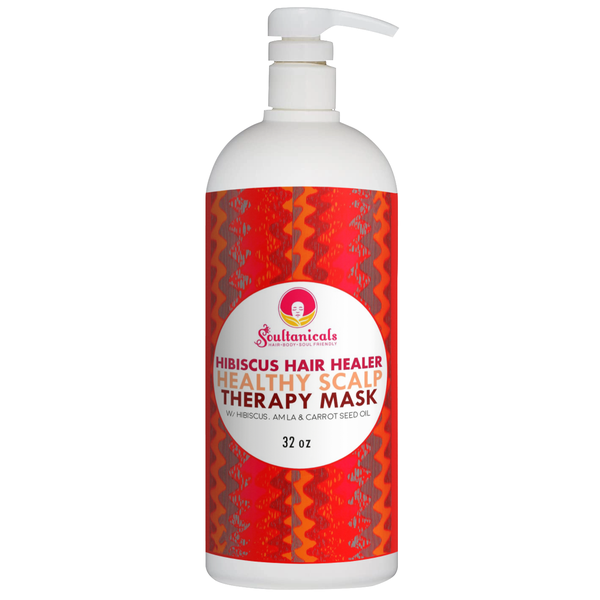Hibiscus Hair Healer- SALON SIZE (Ships by 1/25)