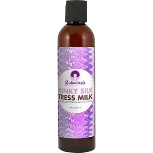 Kinky Silk Tress Milk