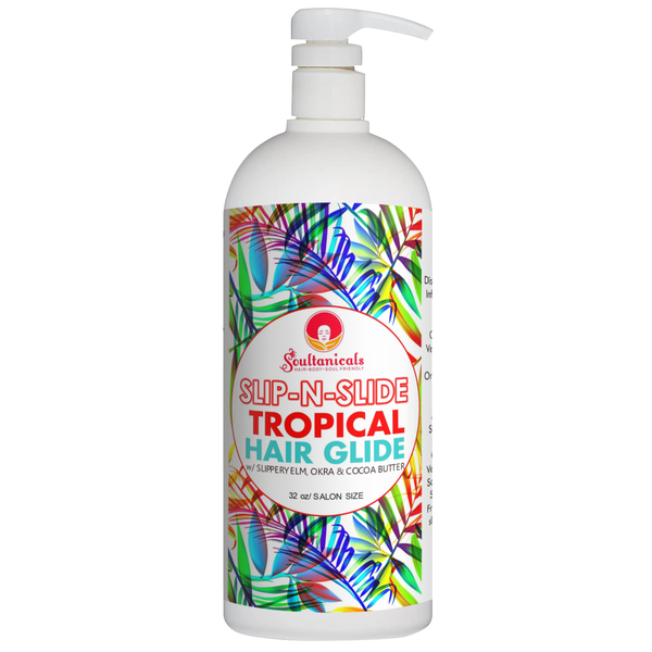 Slip-N-Slide Tropical Hair Glide- SALON SIZE (Ships by 1/25)