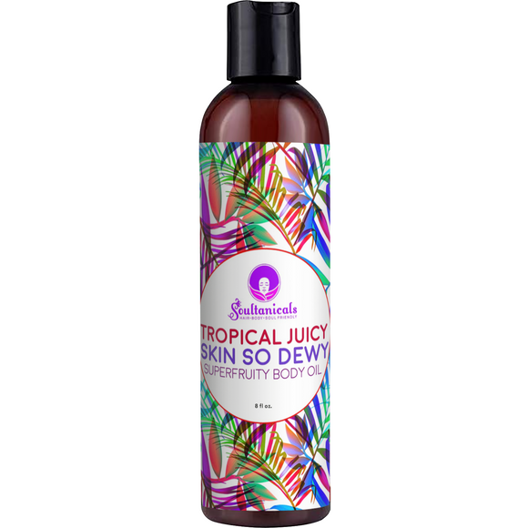 Tropical Juicy, Skin So Dewy Body Oil