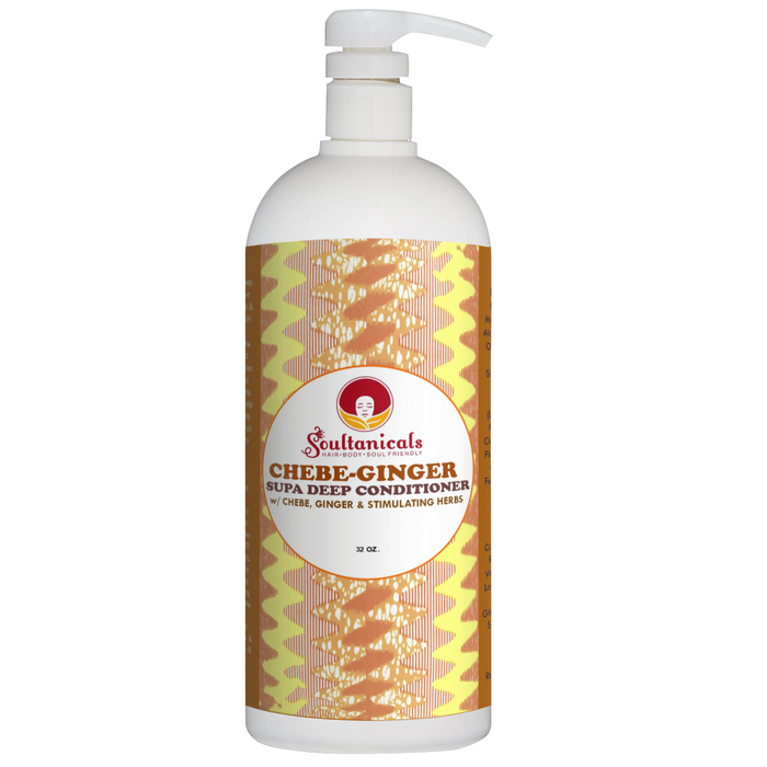 Chebe-Ginger, Supa Deep Conditioner- SALON SIZE