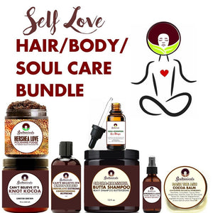 Self Love Hair/Body/Soul Bundle
