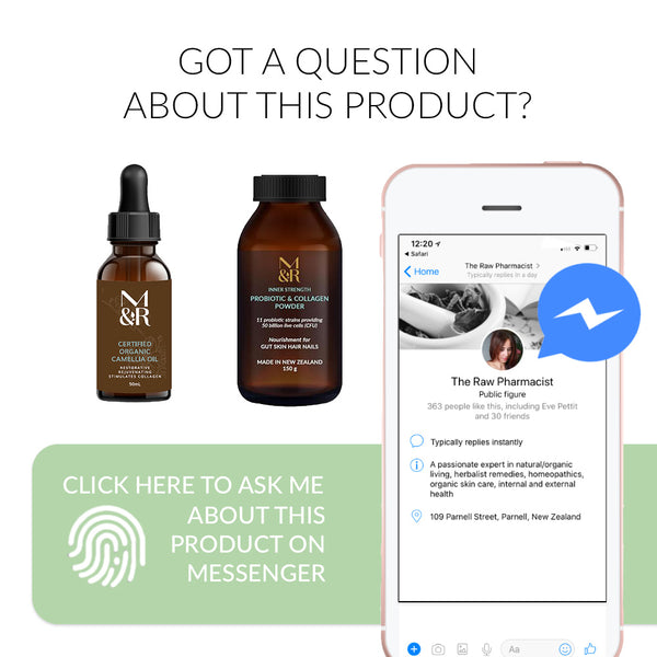 Ask a question via Facebook Messenger about this product now