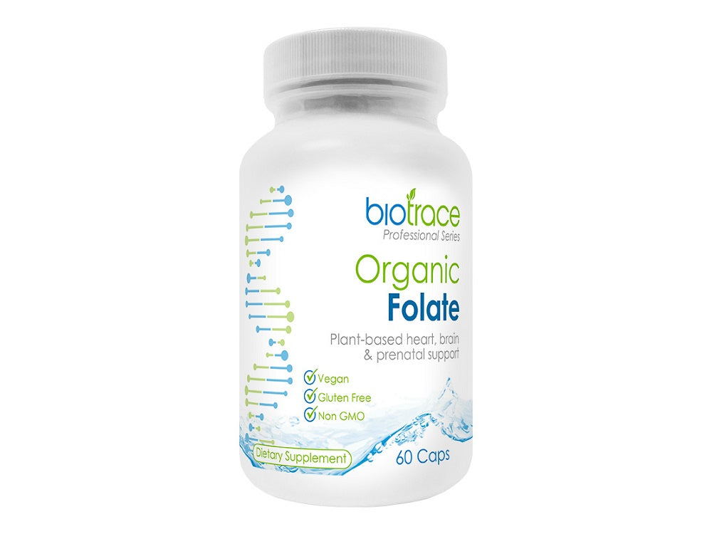 BioTrace Organic Folate