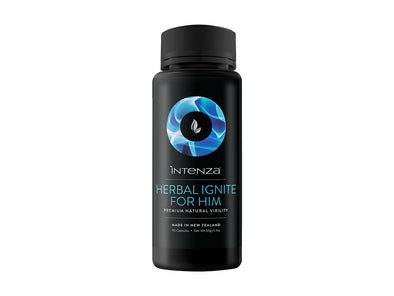 Natural Supplements - Herbal Ignite For Him - Boost Testosterone For Peak Performance