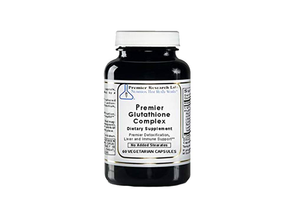Natural Supplements - PRL Glutathione - Master Antioxidant That Promotes Liver & Immune Support