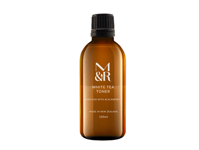 Organic And Natural Skin Care - White Tea Toner