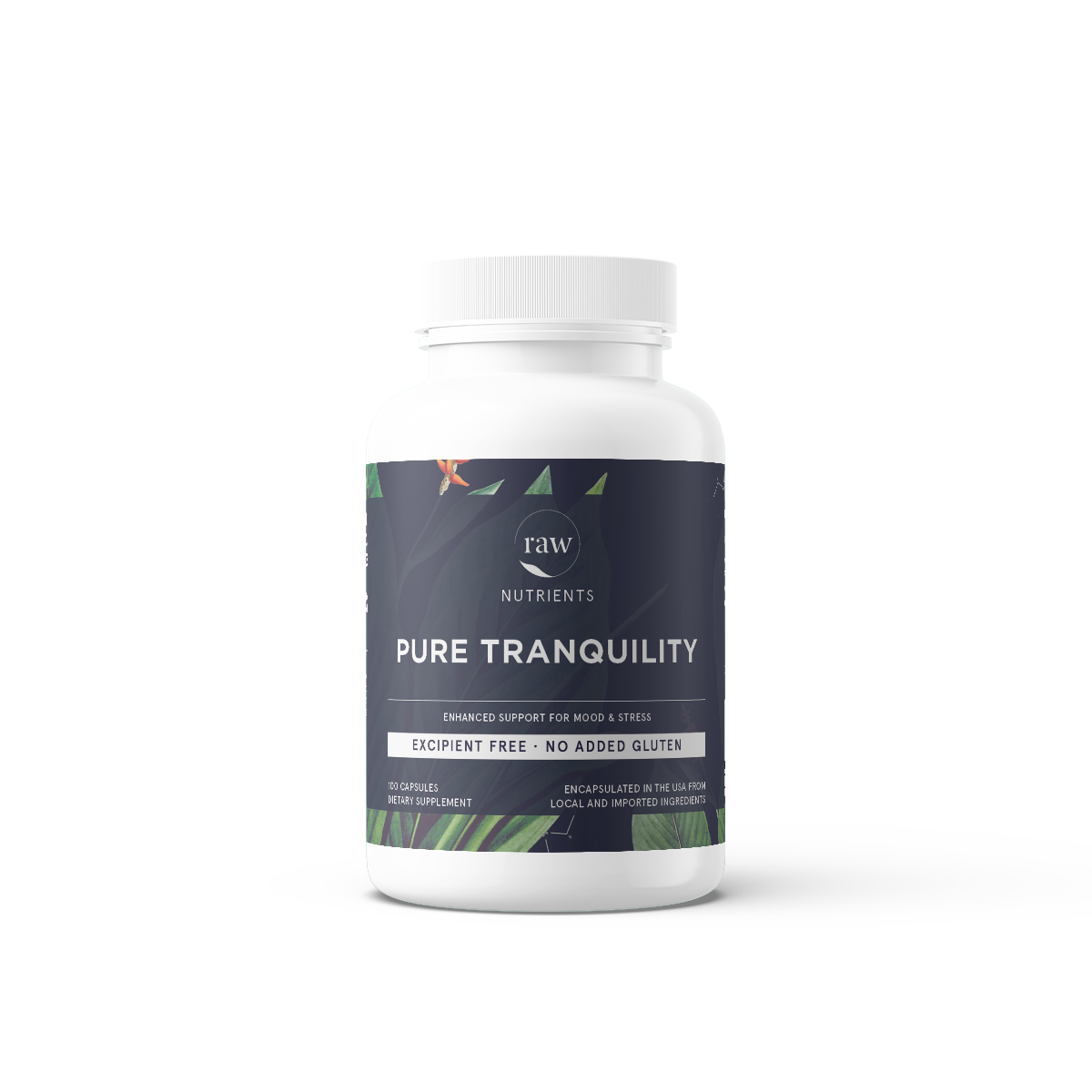 Raw Nutrients Pure Tranquility