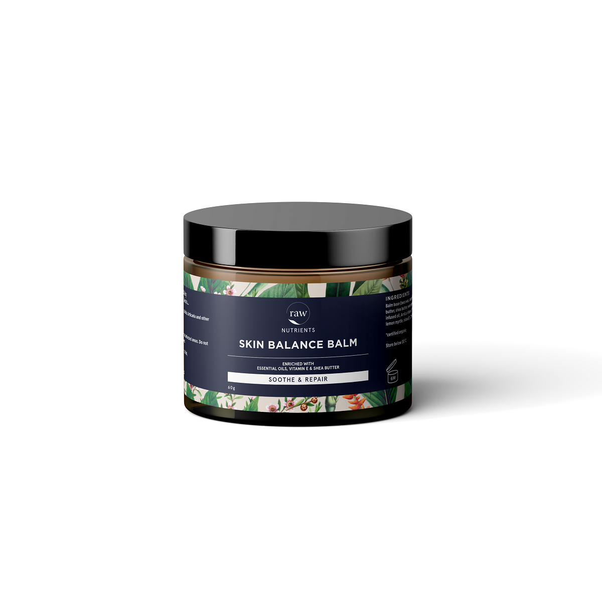 Raw Nutrients Skin Balance Balm