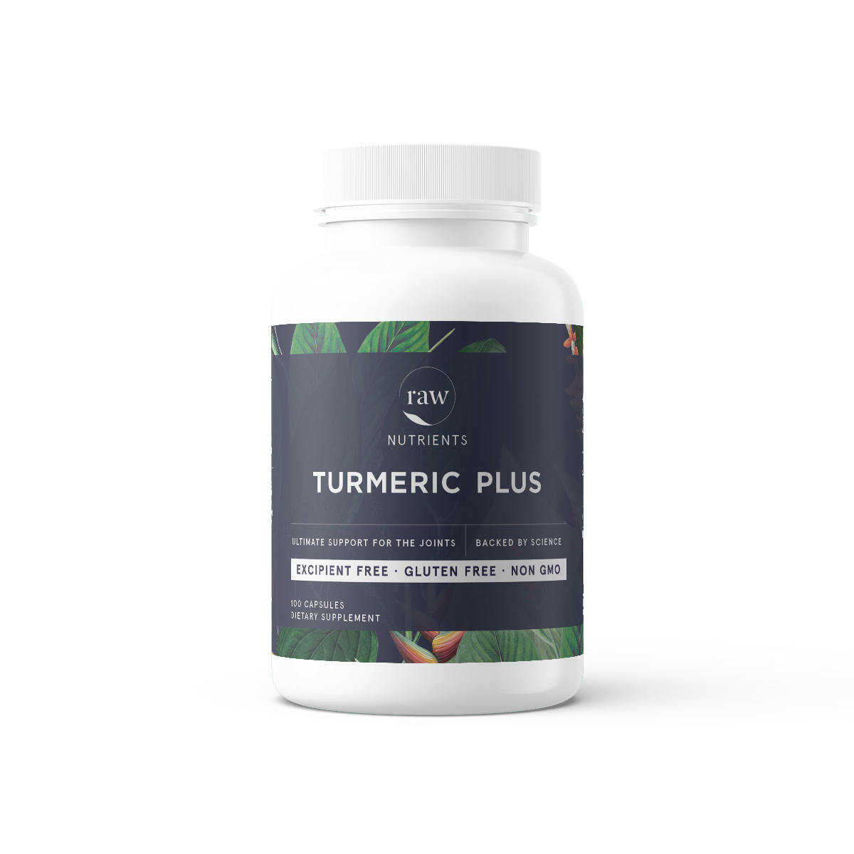 Raw Nutrients Turmeric Plus
