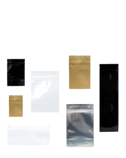 Mylar barrier bags for cannabis and hemp from weed packaging and beyond