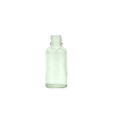 30 ml Glass Dropper Bottles with Child Resistant Eye Droppers Clear - 100 units - weed packaging and beyond
