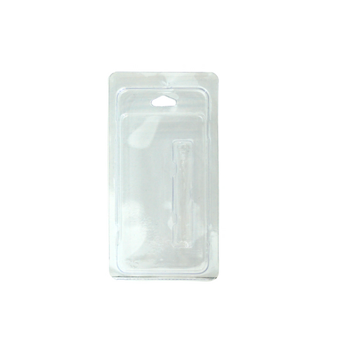 .5 ml Cartridge Plastic Clamshells - 100 units - weed packaging and beyond