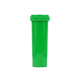 60 Dram Reversible Cap Vials Child Resistant Green - 100 units - weed packaging and beyond