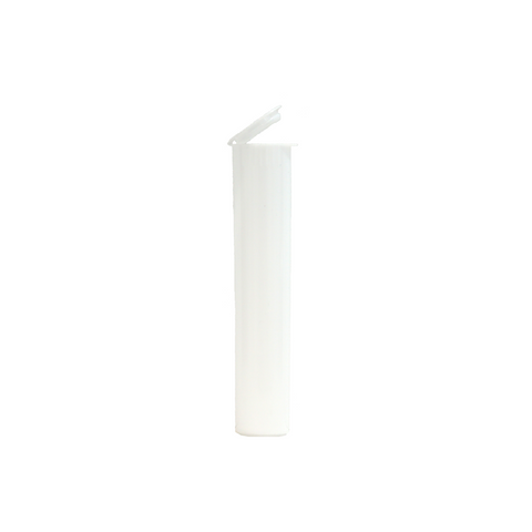90 mm Pre-Roll Tubes Child Resistant White - 600 units