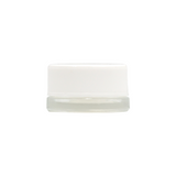 9 ml Glass Concentrate Containers Child Resistant White Cap - 67 units - weed packaging and beyond