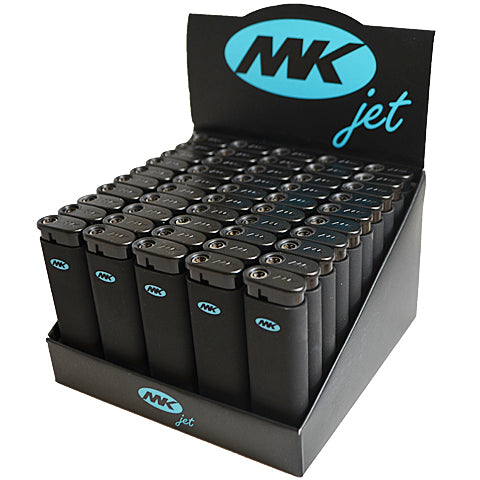 MK Jet Windproof Lighters - 50 units - weed packaging and beyond
