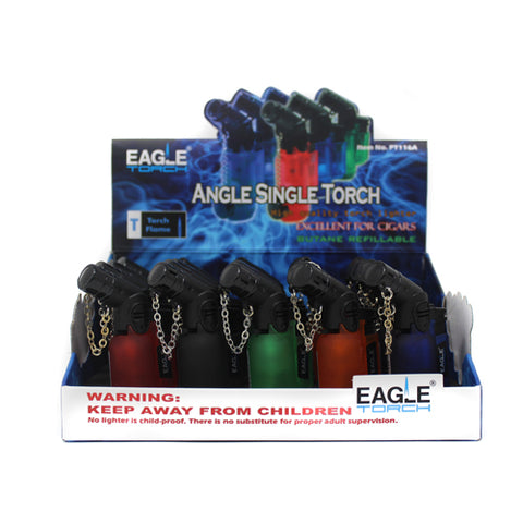 Eagle Angle Single Torch - 20 units - weed packaging and beyond