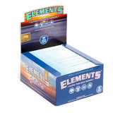 Elements Ultra Thin Rice Rolling Papers King Size - 50 units - weed packaging and beyond