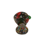 "Glass Hand Pipe 4"" - weed packaging and beyond"