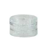 Plastic Grinder Clear 2 Parts 45 mm - weed packaging and beyond