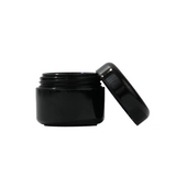 Polypropylene Concentrate Containers 5 ml Black - 100 units - weed packaging and beyond