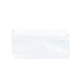 Pre-Roll Mylar Barrier Bags White - 100 units - weed packaging and beyond