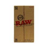 Raw Rolling Machines 1 1/4 79 mm - 12 units - weed packaging and beyond