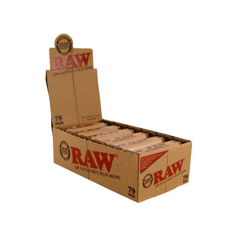 Raw Rolling Machines 79 mm - 12 units - weed packaging and beyond