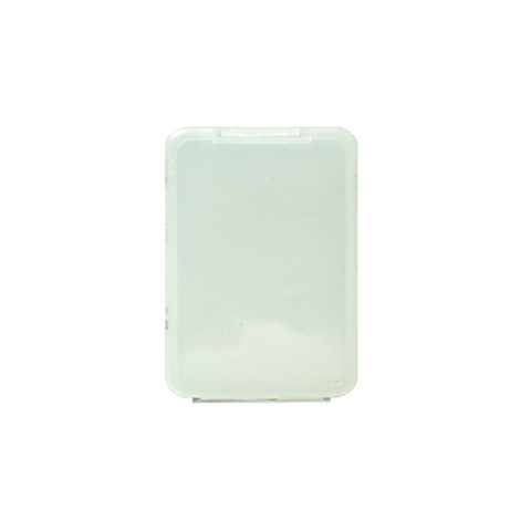 Slim Shatter Container Case Clear - 100 units - weed packaging and beyond