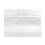 WPAB Barrier Bags Child Resistant Medium White - 100 units - weed packaging and beyond