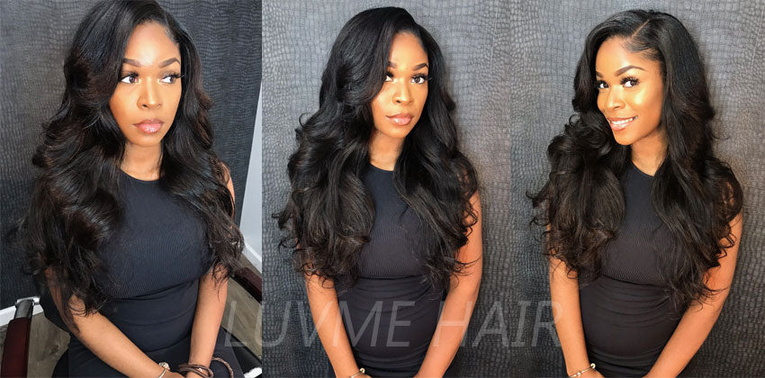 The Best Virgin Human Hair Luvme Hair Sale