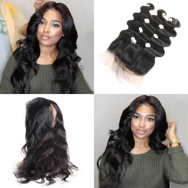 Bob Wig Closure Wig Silky Blunt Cut
