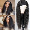 Wet And Wavy Affordable Headband Wig (Get Free Trendy Headbands)