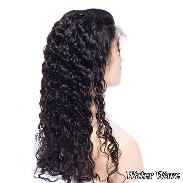 Pre Bleached Knots Best Virgin Human Hair Full Lace Wig Luvme Hair - Free professional invoice template online wig store