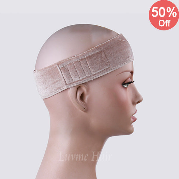 Wig Grip Adjustable Elastic Comfort Headband Luvme Hair