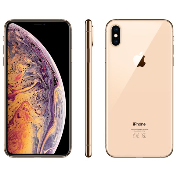 Apple iPhone Xs Max - Or - 256 GB - Écran 6.5'' - Occasion reconditionné - Grade Diamond