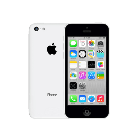 Apple iPhone 5C - Blanc - 8 GB - Écran 4'' - Occasion reconditionné - Grade Sapphire