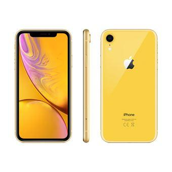Apple iPhone XR - Jaune - 64 GB - Écran 6.1'' - Occasion reconditionné - Grade Sapphire