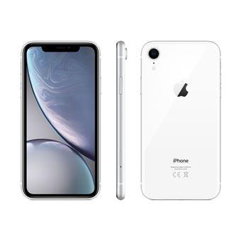 Apple iPhone XR - Blanc - 64 GB - Écran 6.1'' - Occasion reconditionné - Grade Sapphire