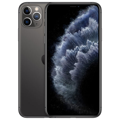 Apple iPhone 11 Pro Max - Gris Sidéral - 64 GB - Écran 6.5'' - Occasion reconditionné - Grade Diamond