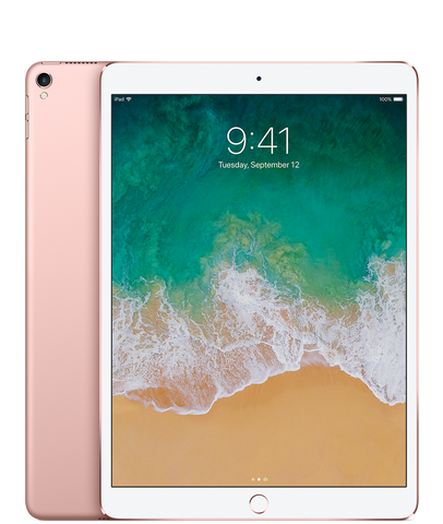 Apple iPad Pro Wi-Fi Or Rose - 256 GB - Écran 10.5'' - Neuf d'origine