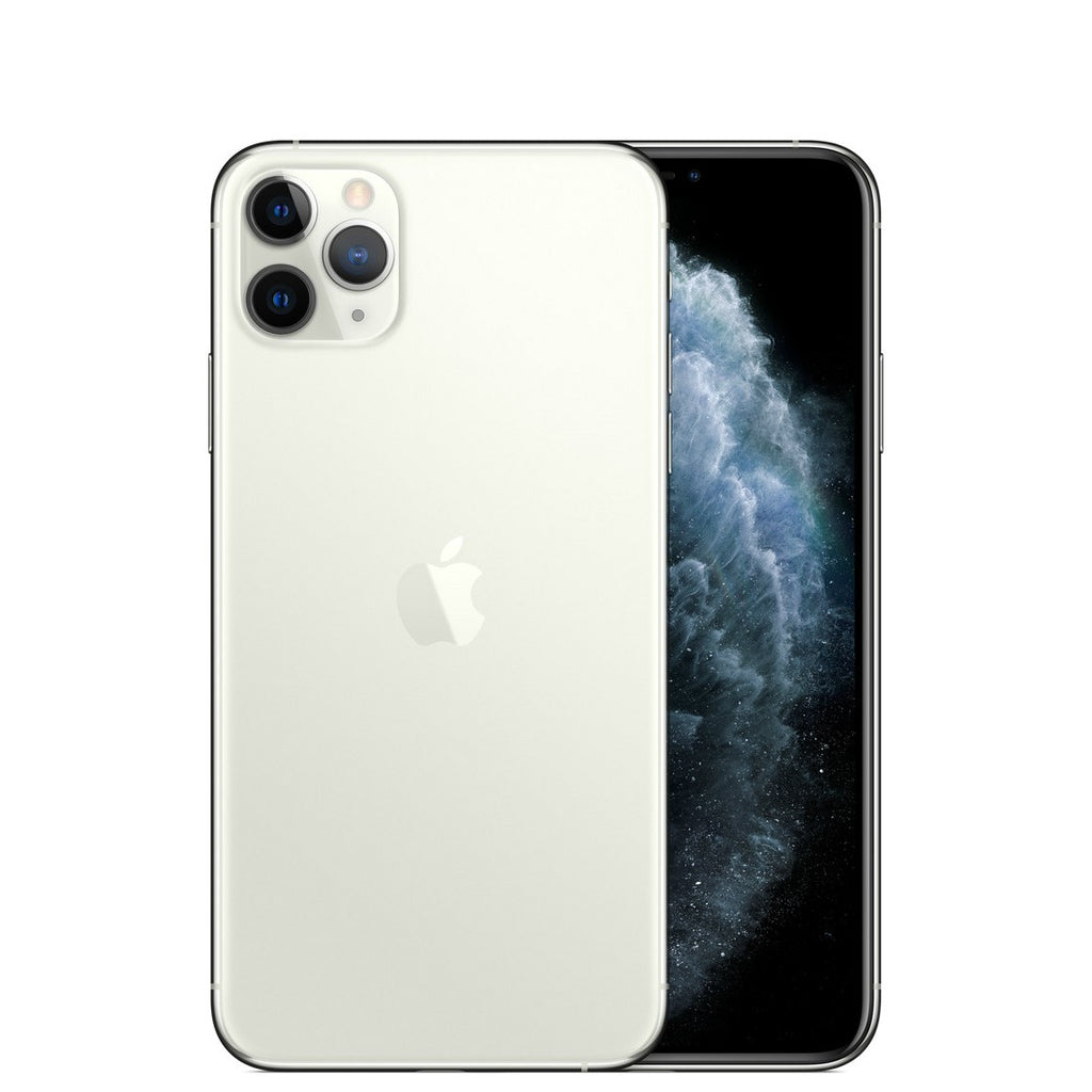 Apple iPhone 11 Pro - Argent - 256 GB - Écran 6.5'' - Occasion reconditionné - Grade Ruby